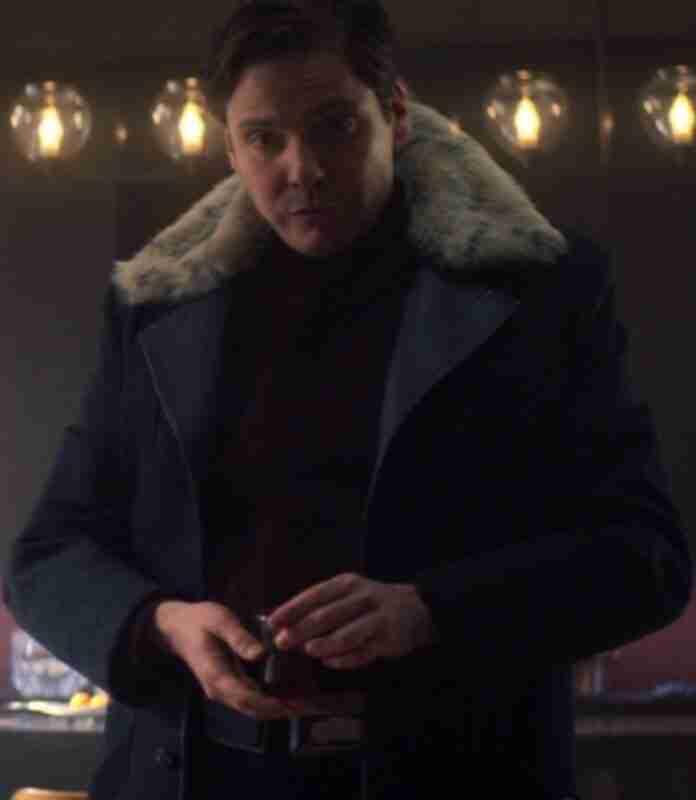 Zemo Daniel Brühl The Falcon And The Winter Soldier Coat