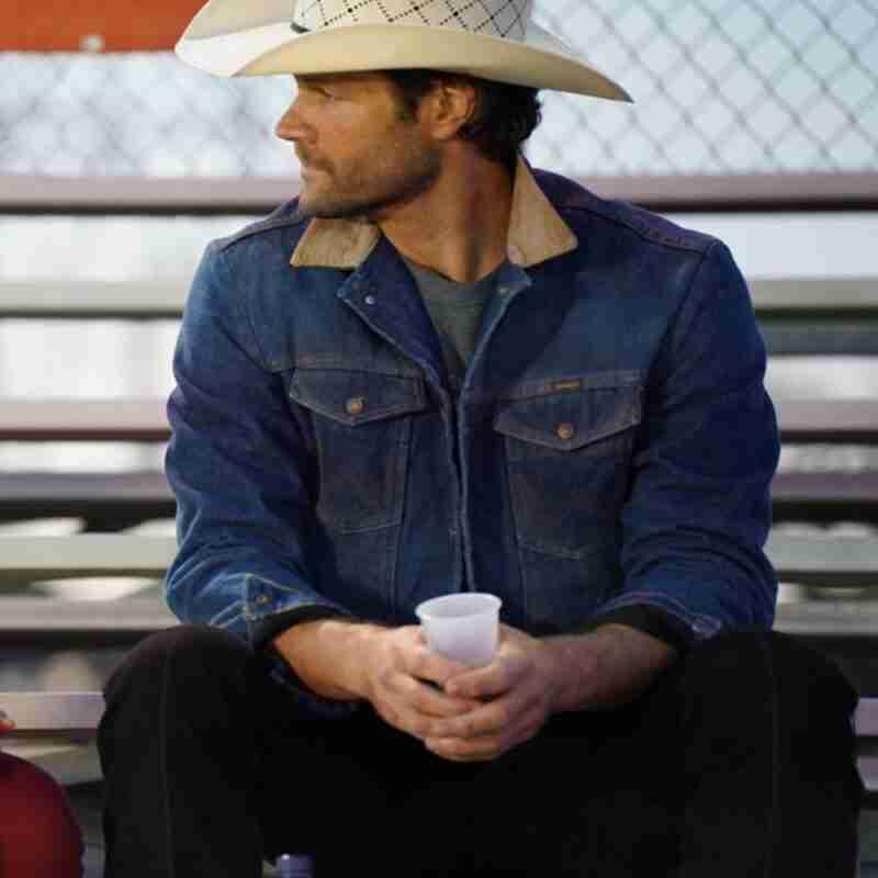 Walker (2021) Jared Padalecki Jacket