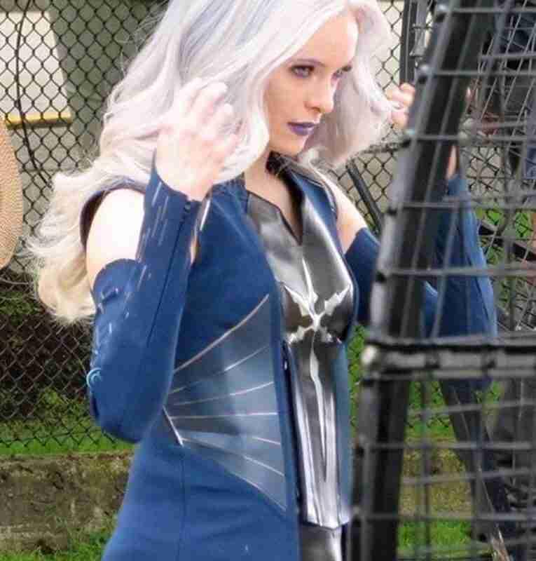 Killer Frost The Flash Season 6 Danielle Panabaker Corset Coat