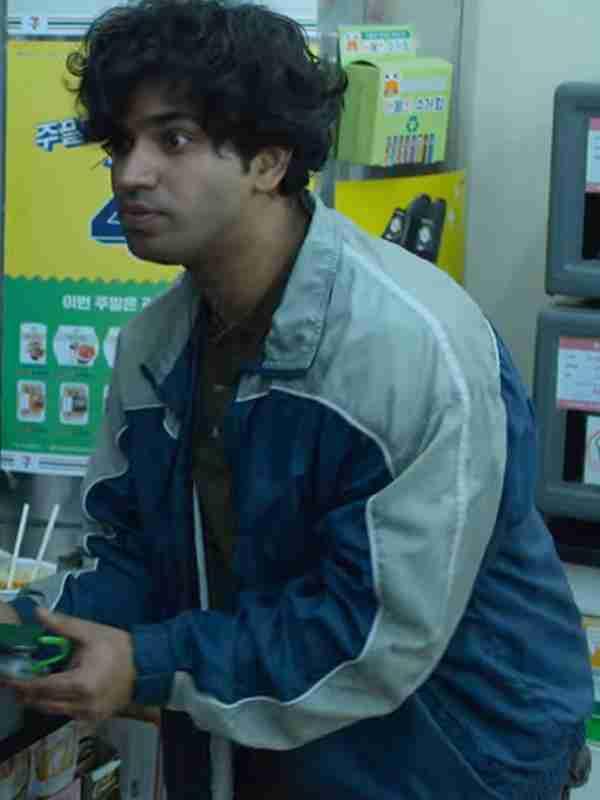 Ali Abdul Squid Game Tripathi Anupam Blue Jacket
