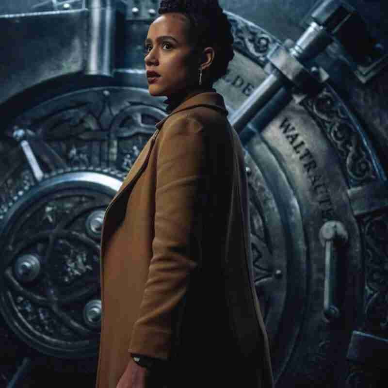 Army of Thieves Gwendoline Trench Coat