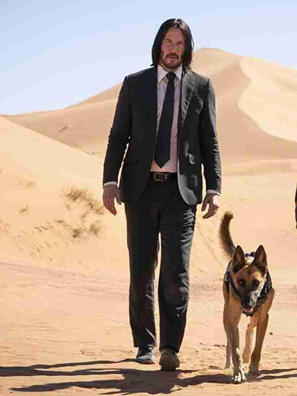 Keanu Reeves John Wick: Chapter 3 – Parabellum John Wick Suit