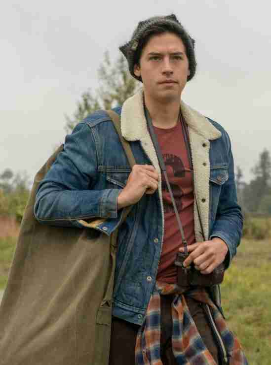 Riverdale S06 Jughead Blue Denim Jacket