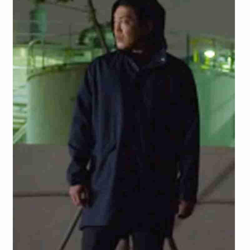 Heo Sung-tae TV Series Squid Game Jang Deok-Soo Black Coat