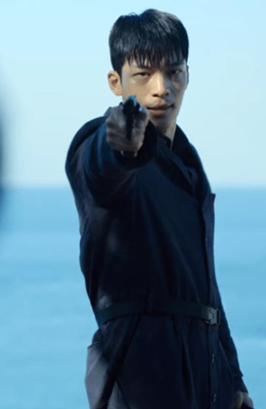Squid Game Wi Ha-Joon Jumpsuit